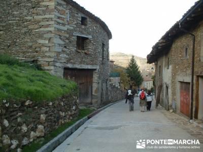 La Hiruela - Pueblos de la Comunidad de Madrid; viajes senderismo; senderismo fin de semana
